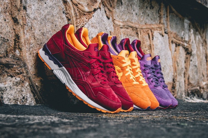 Asics Gel Lyte V, Sunset Pack