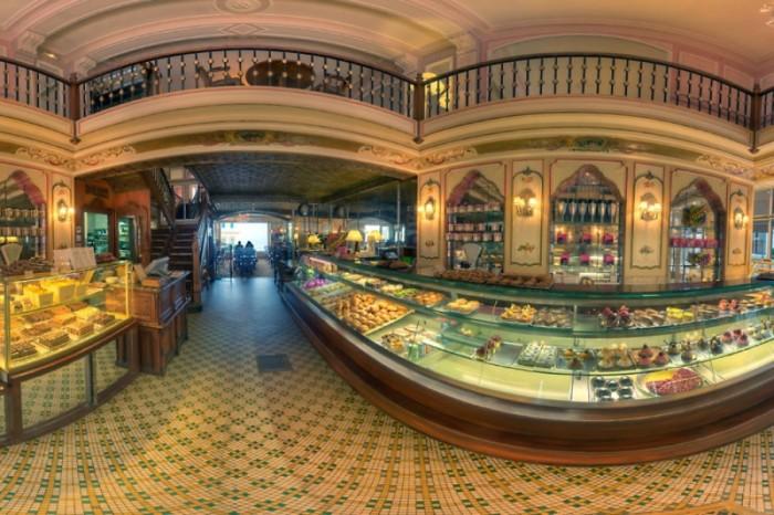 La pâtisserie et salon de thé Miremont (photo: congres.biarritz.fr)