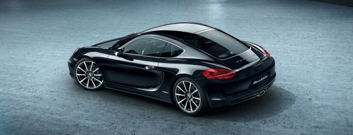 Porsche-Cayman-BlackEdition-Profil