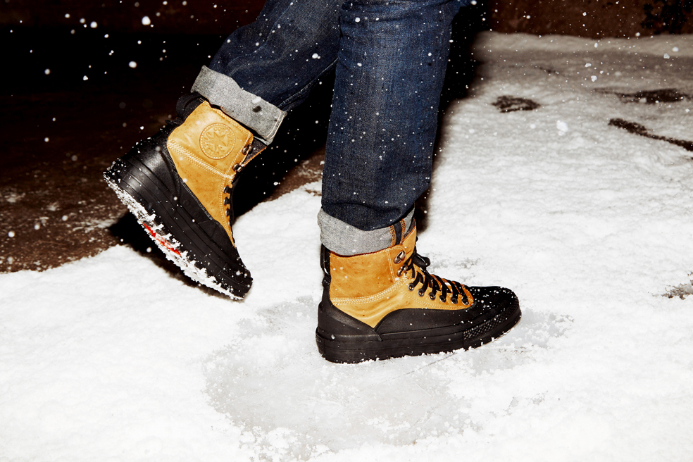 converse hiver