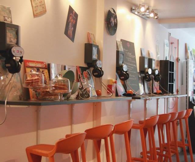 Le Mange Disque, 5 rue des prébendés