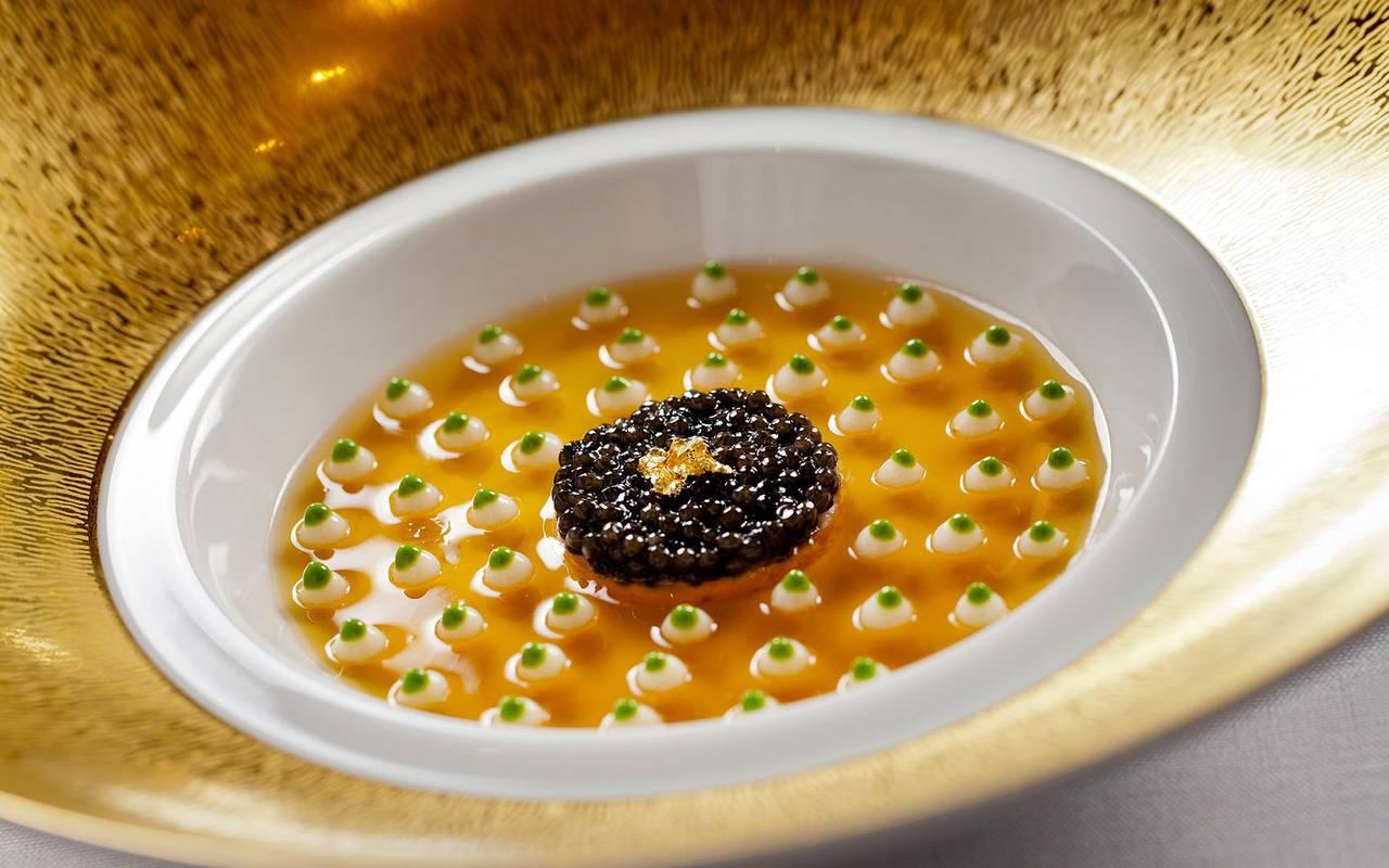 Grandemaison caviarimpérial photos site web la grande maison