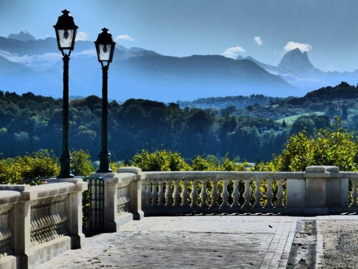Un balcon sur les Pyrénées © Eric Cazaux-Glaire