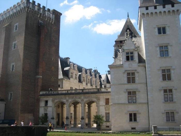 Le château Henri IV ©Yannick Revel