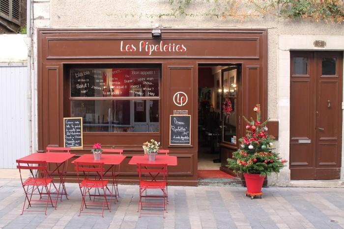 Les Pipelettes, 3 rue Valery Meunier (© Yannick Revel)
