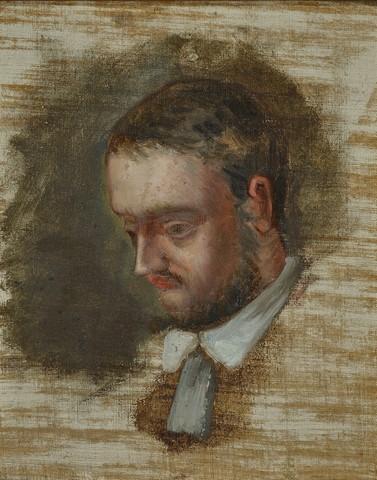 Portrait de Zola par Paul Cézanne