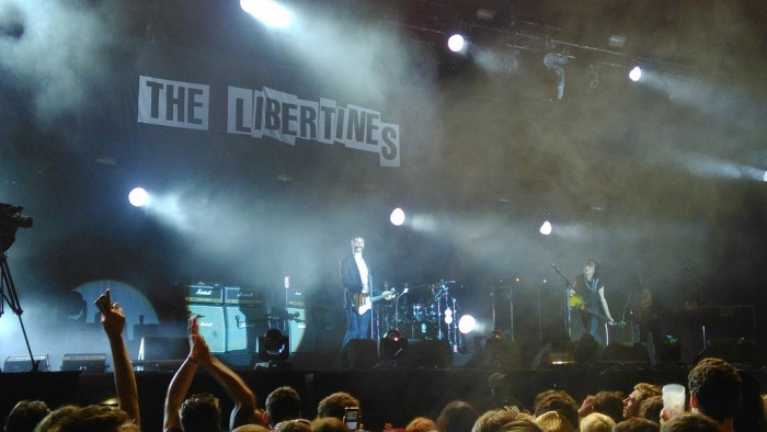Pete Doherty, The Libertines