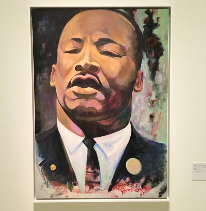"Reginalds A. Gammon Jr ""Martin Luther King Jr"""
